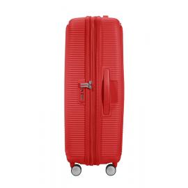 American Tourister soundbox Trolley Espandibile (4 Ruote) 77Cm Coral Red 88474-1226  32G10003
