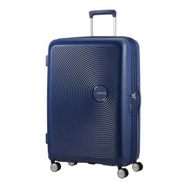 American Tourister SOUNDBOX Spinner Espandibile (4 Ruote)  Midnight Navy 32G41003 88474-1552
