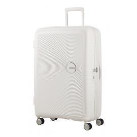 American Tourister SOUNDBOX Spinner Espandibile (4 Ruote)  Pure White 32G05003 88474-2343