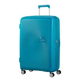 American Tourister SOUNDBOX Spinner Espandibile (4 Ruote)  Summer Blue 32G01003 88474-4497