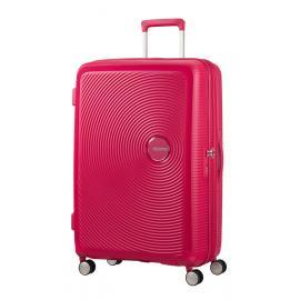 American Tourister SOUNDBOX Spinner Espandibile (4 Ruote)  Lightning Pink 32G90003 88474-5502