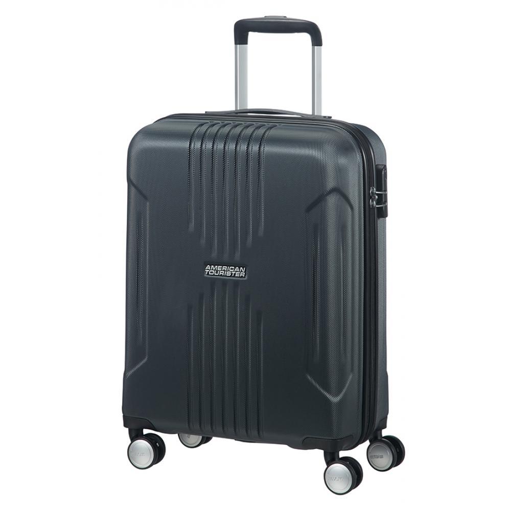 American Tourister TRACKLITE Spinner (4 Ruote) S bagaglio a mano Dark Slate 34G08001 88742-1269