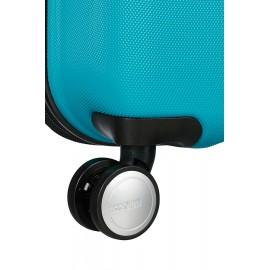 American Tourister TRACKLITE Spinner (4 Ruote) 68Cm azzurro, medio