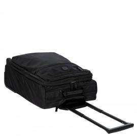 Bric's, trolley morbido espandibile x-travel nero BXL48104.001