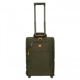 Bric's Trolley Morbido Espandibile X-Travel Oliva BXL48104.078