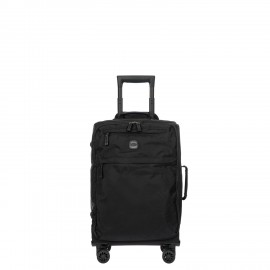 Bric's, trolley morbido da cabina x-travel nero BXL48117.001