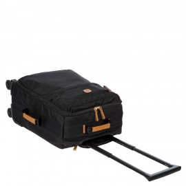 Bric's Trolley Morbido Da Cabina X-Travel Nero BXL48117.101