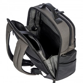Bric's Zaino Business L Grey/black BR207701