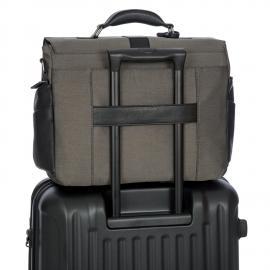 Bric's Briefcase 24 Ore Grey/black BR207706