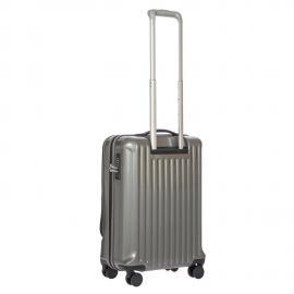 Bric's Trolley Da Cabina Con Tasca Frontale Silver BRE08028