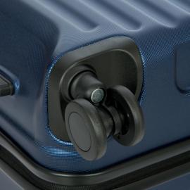 Bric's Trolley Da Cabina riccione Con Tasca Frontale Blue BRE08028