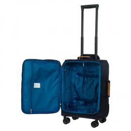Bric's Trolley Morbido Da Cabina X-Travel Blu Oceano BXL48117