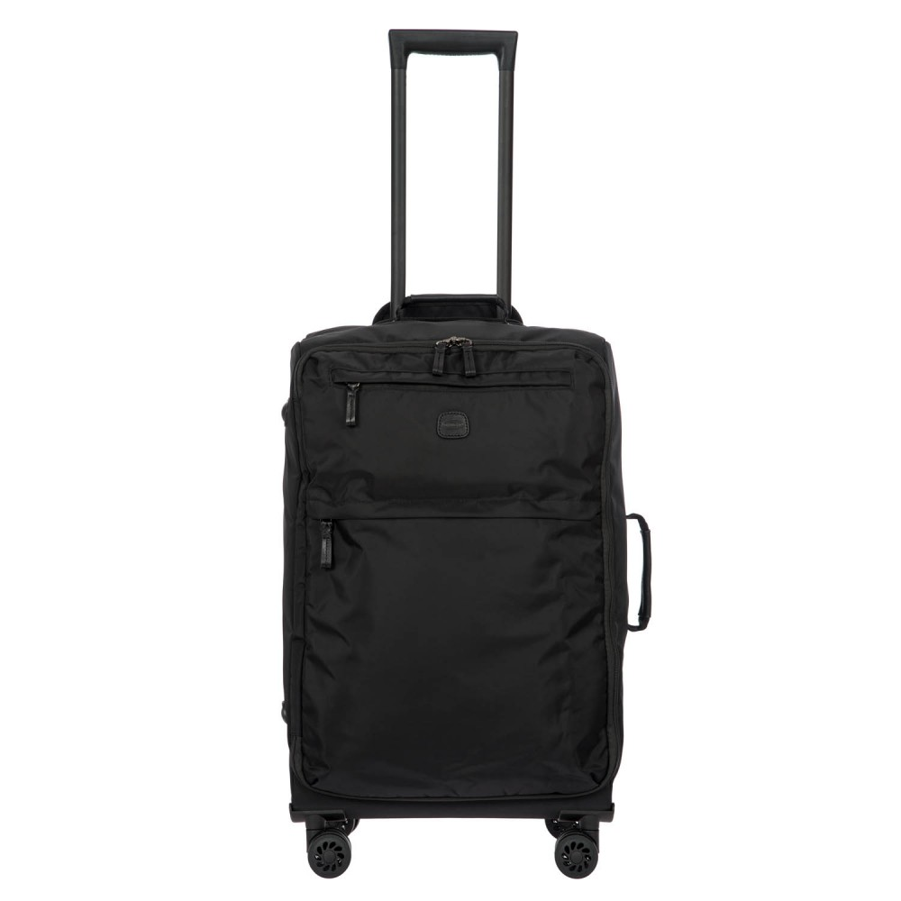Bric's Trolley Morbido Medio X-Travel Nero BXL48118