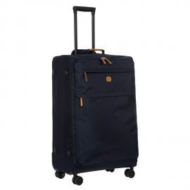 Bric's Trolley Morbido Grande X-Travel Blu Oceano BXL48145