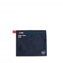 Herschel Travel Pouches Navy/red 10530-00018-OS  66419TR24600018