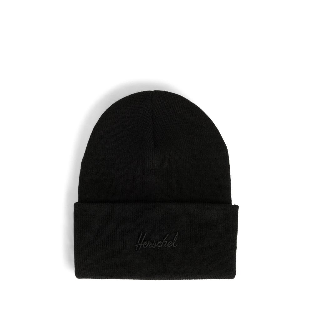 Herschel Aden Beanie Black  1114-0001-OS