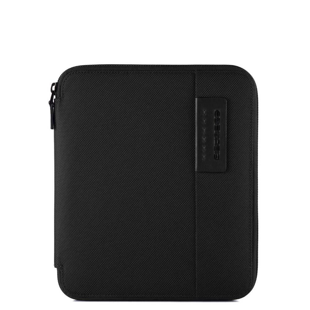 Piquadro Portadocumenti Sottile Formato A5 Con Porta Penne Nero AC3749P16
