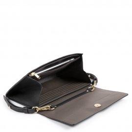 Pochette Portafoglio Donna Per Smartphone Nero Piquadro AC4707FMR/N