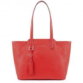 Piquadro Shopping Bag Porta Ipad®Air/pro 9,7 Rosso Scarlatto BD4324MU