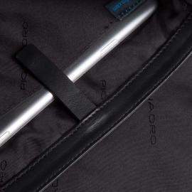 Piquadro Tracolla Media Modello Cacciatora Nero Rock BD4631MU