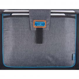 """Piquadro Cartella Porta Computer E Porta Ipad®10,5''/9,7"""" Blu Notte CA1068B2S"""