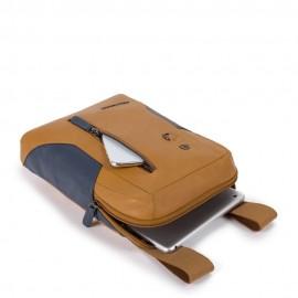 Piquadro Borsello Grande Porta Ipad® Tabacco/blu CA1816S104/CUBL