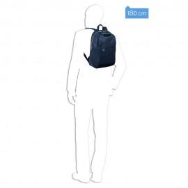 Piquadro Zaino Con Organizzazione Interna Portapc E Porta Ipad®Pro/ipad®Mini Celion Blu