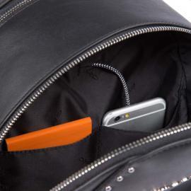 Piquadro Zainetto Porta Ipad®Air/pro 9,7 Nero Rock CA4327MU