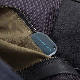 Cartella Fast-Check Porta Piquadro Nero CA4441BR2/N