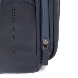 Piquadro Cartella Porta Computer E Porta Ipad® A Due Scompa Nero CA4441UB00