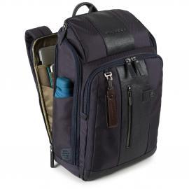 """Piquadro Zaino Porta Pc/ipad®10,5""""/9,7"""", Anti- Nero CA4443BR"""