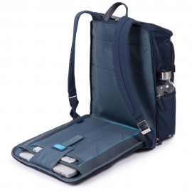 Piquadro Zaino Fast-Check Porta Computer E Porta Ipad®10,5 Nero CA4500W90