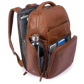 "Piquadro Zaino Porta Pc/ipad®10,5''/ipad 9,7"" Con Tasca Nero CA4532B3"
