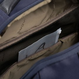 Zaino Fast-Check Piquadro Blu CA4532BR2L/BLU