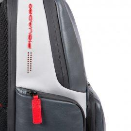 Zaino Fast-Check Piquadro Grigio/nero CA4532UB00L/GR