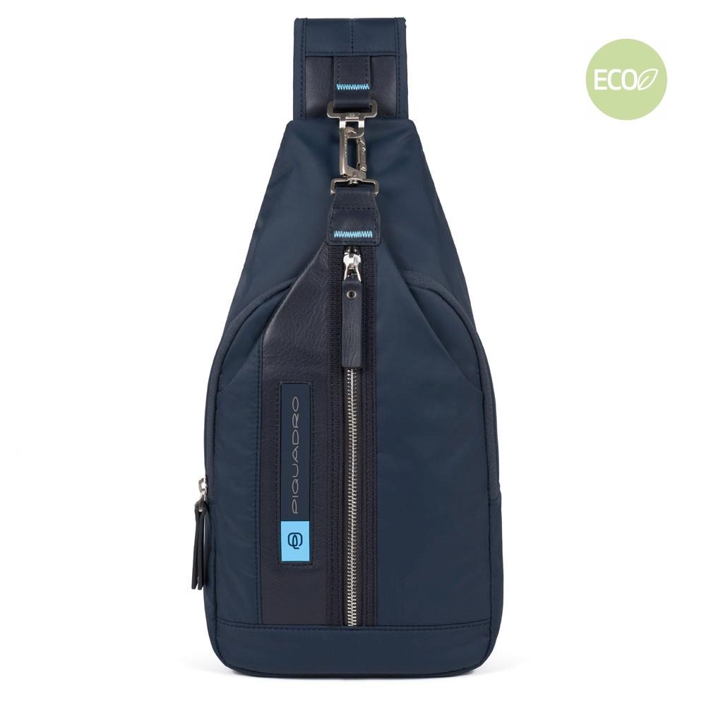 Monospalla Blu Oltremare Piquadro CA4536BIO/BLU