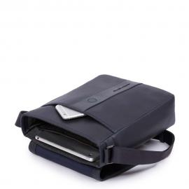 """Piquadro Borsello Medio Porta Ipad®10,5''/ipad 9,7"""" Nero CA4602S98"""