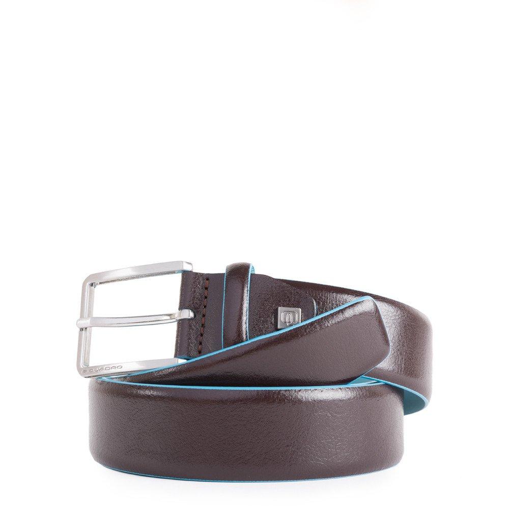 Cintura Uomo Con Fibbia Ad Ardiglione Mogano Piquadro CU5258B2/MO