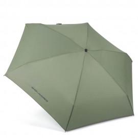Piquadro Ombrello Mini Antivento Verde OM3640OM4/VE