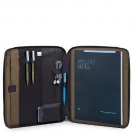 Piquadro Portablocco Con Scomparto Porta Ipad®Air/pro 9,7 Blu PB4454BR