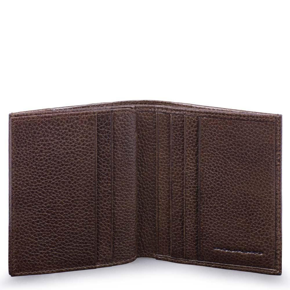 Piquadro Porta Carte Di Credito Testa Di Moro PP1518P15S