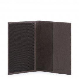 Porta Passaporto Testa Di Moro Piquadro PP5255B3/TM