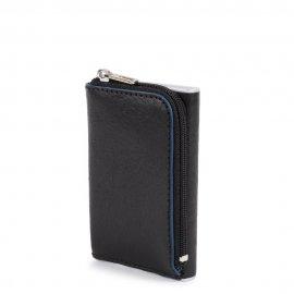 Piquadro Compact Wallet Per Carte Di Credito Con Sliding Sy Nero PP5359B2SR/N