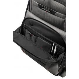 Samsonite Pro-Dlx 5 Zaino Porta Pc Magnetic Grey