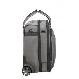 Samsonite Pro-Dlx 5 Cartella Porta Pc Con Ruote Magnetic Grey