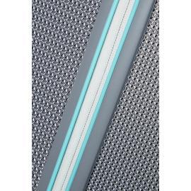 Samsonite Mixmesh Spinner (4 Ruote) 55Cm Grey/capri Blue