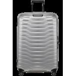 Samsonite Proxis Trolley 4 Ruote 75Cm Argento 126042-1776 CW625003