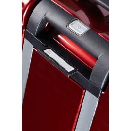 Samsonite Neopulse Spinner (4 Ruote) 55Cm Metallic Red