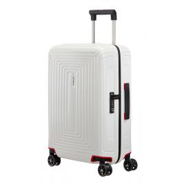 Samsonite Neopulse Spinner (4 Ruote) 55Cm Matte White 65752-5406 44D15001