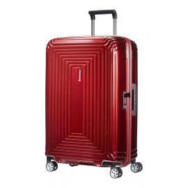 Samsonite Neopulse Spinner (4 Ruote) 69Cm Metallic Red 65753-1544 44D00002